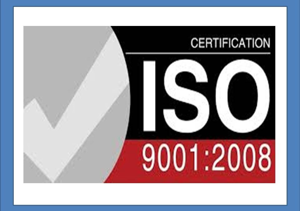 Executive Overview ISO9001:2008