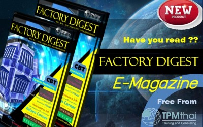 Factory Digest Magazine