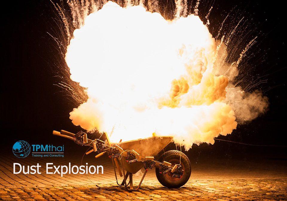 หลีกเลี่ยง Dust Explosion ได้อย่างไร??